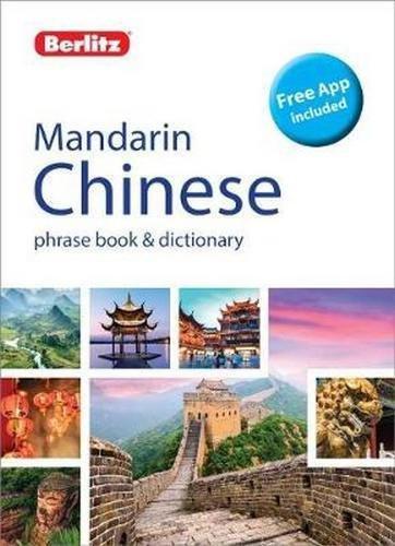 Berlitz Phrase Book & Dictionary Mandarin (Bilingual dictionary) (Berlitz Phrasebooks)...