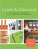 Learn to Organize, Sara Pedersen, 0978673379