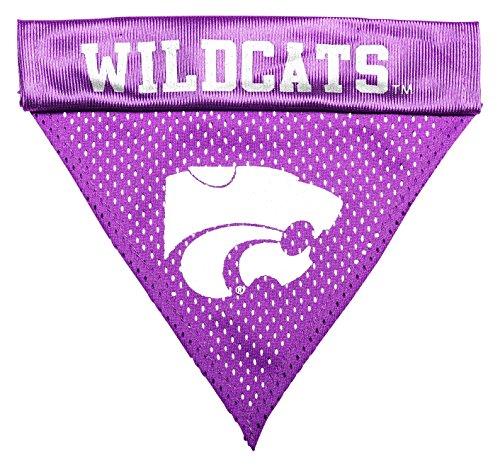 Pet Goods NCAA Kansas State Wildcats Collar Bandana, One Size