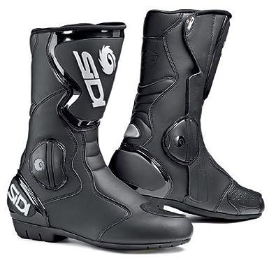 Motorbike Red & White Protective Boots- Waterproof (UK 7 / Euro 41) VqKrbzxDb