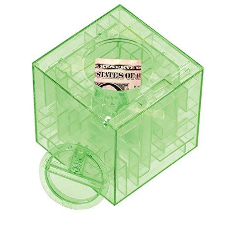 Price comparison product image Schylling Money Maze Bank