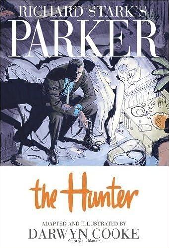RICHARD STARKS PARKER THE HUNTER HARD COVER