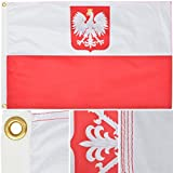 Green Grove Products Poland 2′ x 3′ Ft Premium 130g Polyester Outdoor Polska Flag Review