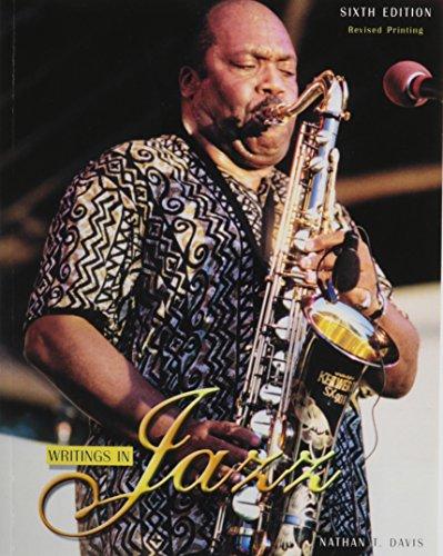 Writings in Jazz