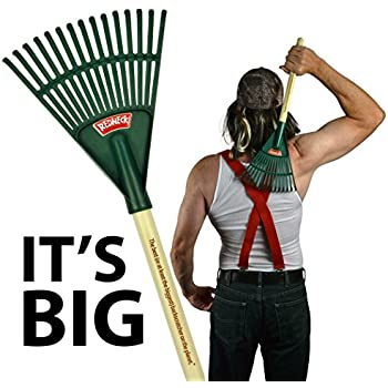 Redneck Backscratcher–The Best or at least the Biggest Back Scratcher on the Planet–Funny Gifts for Men 30th 40th 50th Birthday Father's Day Christmas Gag Gift for Guy w/ a Back and a FunnyBone