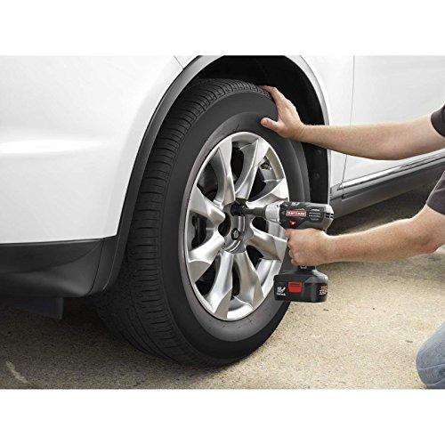 "033287151646 - Craftsman C3 1/2"" Cordless 19.2 Volt Impact Wrench Driver Kit carousel main 1"