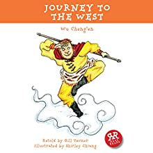 Journey to the West Audiobook by Wu Cheng'en, Christine Sun Narrated by Michelle Tate