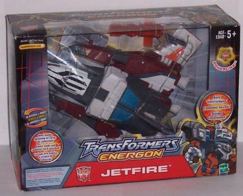 Transformers Energon JETFIRE
