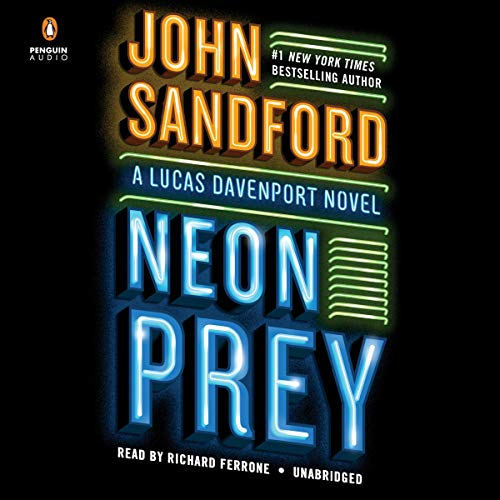 Neon Prey: A Prey Novel, Book 29