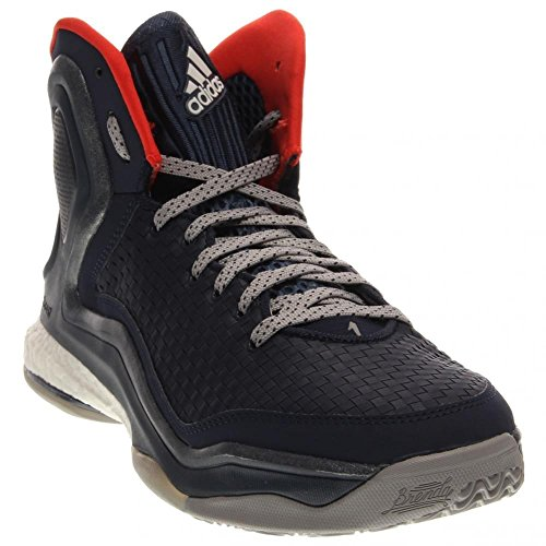 info for 46969 06020 adidas Performance Men s D Rose 5 Boost Basketball Shoe, Collegiate Navy,  10 M US - Buy Online in UAE.   Apparel Products in the UAE - See Prices, ...