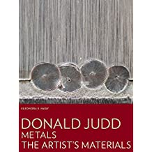 Donald Judd: Metals