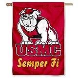 USMC Semper Fi Semper Fi 28'' x 40'' Two Sided House Flag