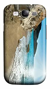 cover cheap greece beach PC case/cover for Samsung Galaxy S3 I9300