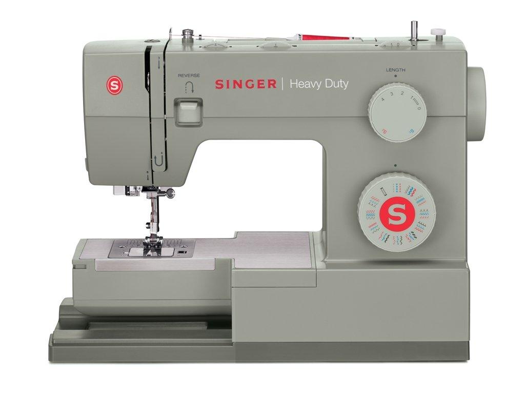 Singer 5532 Heavy Duty EXTRA-HIGH velocidad portátil máquina de ...