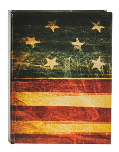 (Pinnacle Frames and Accents United States Flag Photo Album)