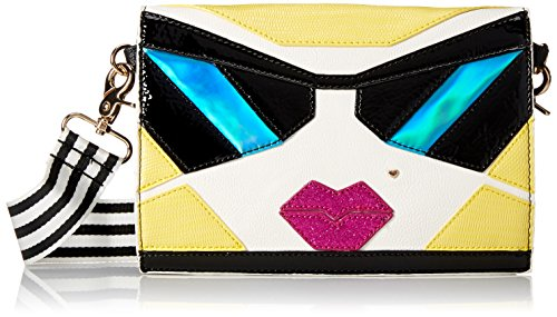 Betsey Johnson Outlet (Betsey Johnson Shady Lady Crossbody, Multi)