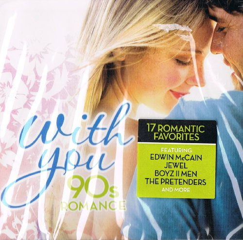 With You 90s Romance - CD Music Songs