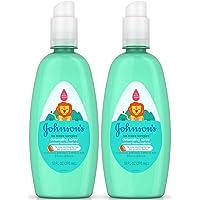 Johnson's Buddies No More Tangles Hair Detangler For Kids, 10 Fl. Oz. (Pack of 2)