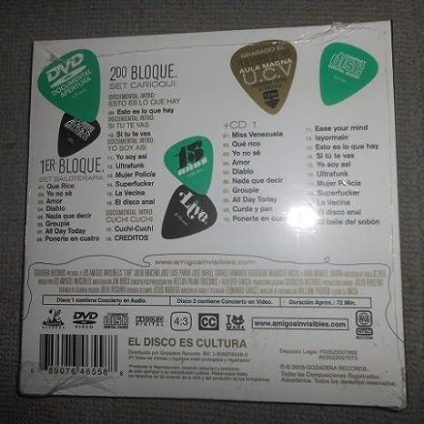 - EN UNA NOCHE TAN LINDA COMO ESTA + DVD - Amazon.com Music
