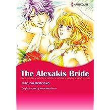 THE ALEXAKIS BRIDE (Harlequin comics)