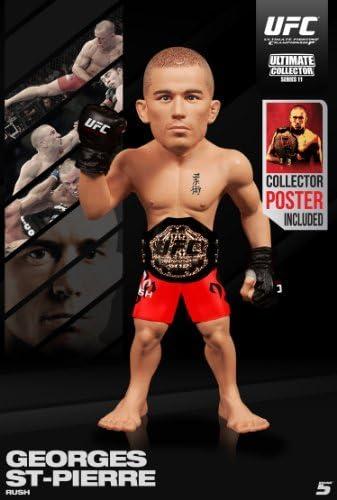 Jose Aldo Round 5 UFC Ultimate Collector Series 12 Championship Edition w//belt