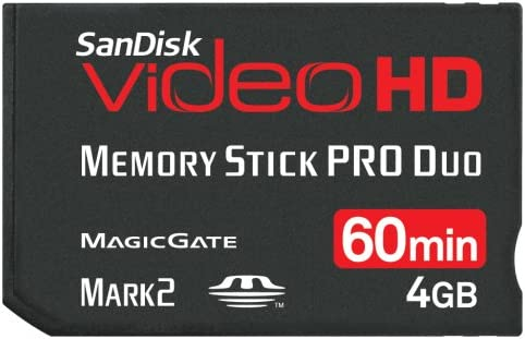 Amazon.com: SanDisk SDMSPDHV-004G-A15 4GB Video HD MSPD ...