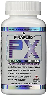 PX, PRO XANTHINE, Elite Prodcut, Pro Results (oxy), Weight Loss Support, Appetite Suppressant, Concentration Enhancement, Hours of Energy