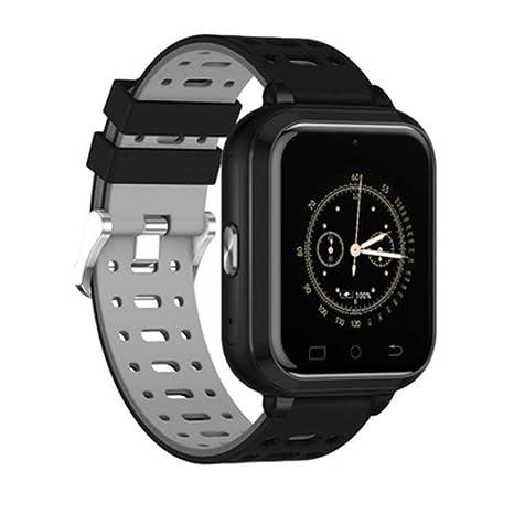 QYQ Smart Watch Bluetooth Smartwatch Monitor de Ritmo cardíaco Reloj Deportivo Elegante Reloj de Ejercicios Smart