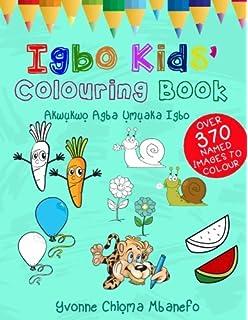 igbo kids colouring book akwukwo agba umuaka igbo - Kids Colouring Books