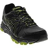ASICS Men's Gel-Fujitrabuco 3 Neutral Running Shoe,Storm/Black/Lime,12.5 M US For Sale