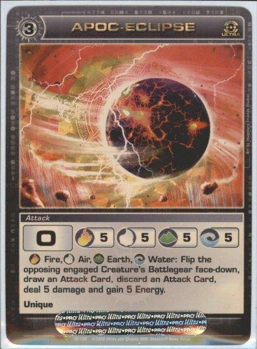 Apoc Eclipse Chaotic Premium Edition Season 1 Ultra Rare Gold Foil Card Unused Code