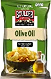 Boulder Canyon Kettle Cooked Potato Chips, Olive Oil, 6.5 Ounce