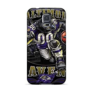 Excellent Hard Phone Cover For Samsung Galaxy S5 With Provide Private Custom High Resolution Baltimore Ravens Pictures
