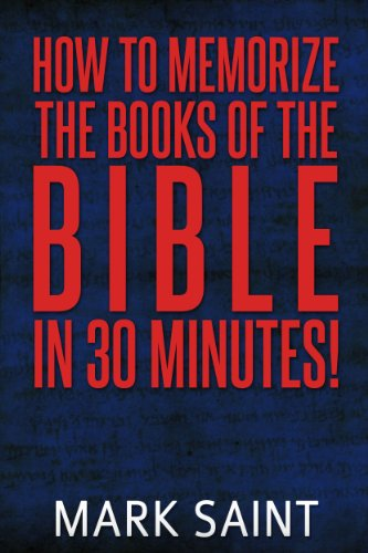 How To Memorize The Books Of The Bible In 30 Minutes