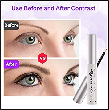 dc026d88242 Image Unavailable. Image not available for. Color: Advanced Eyelash & Eyebrow  Growth Serum Conditioner Enhancer For Lush ...
