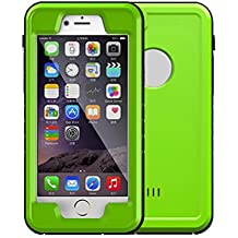 Creazy® IP68 10M Waterproof Shockproof Dirt Proof Cover Case for iPhone 6 / 6S 4.7inch