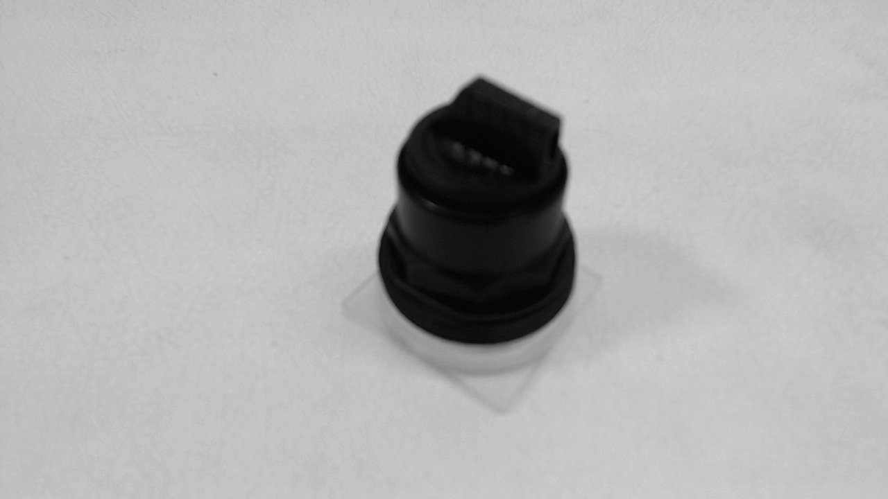 1- SQUARE D 9001SKS43B SELECTOR KNOB 3 POSITION MAINTAINED SWITCH