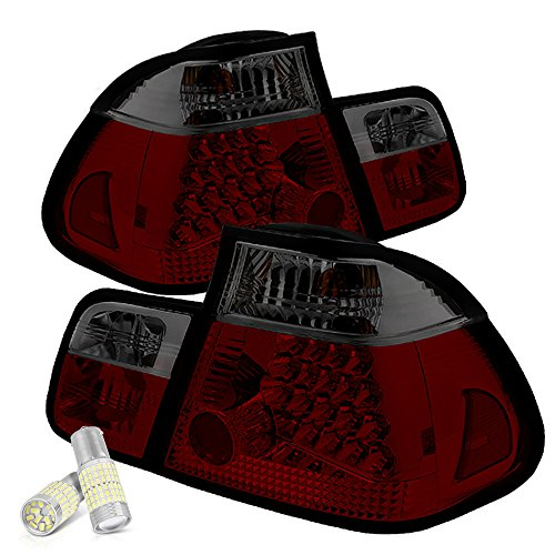 E46 Led Tail Light Conversion in US - 1