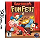 Amazon Com Garfield S Nightmare Nintendo Ds Artist Not Provided Video Games