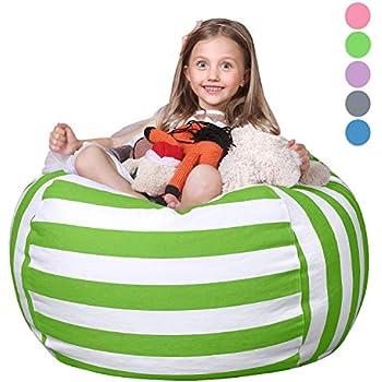 Amazon Com Big Comfy Bean Bag Chair Posh Large Beanbag