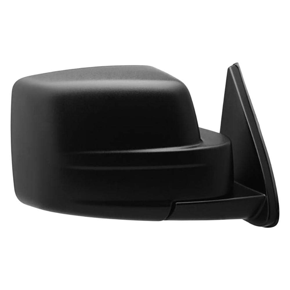 Heated, Foldaway Replacement Passenger Side Power View Mirror Will Fit Models with Mirror Sales Code # JP3. Fits Dodge Nitro