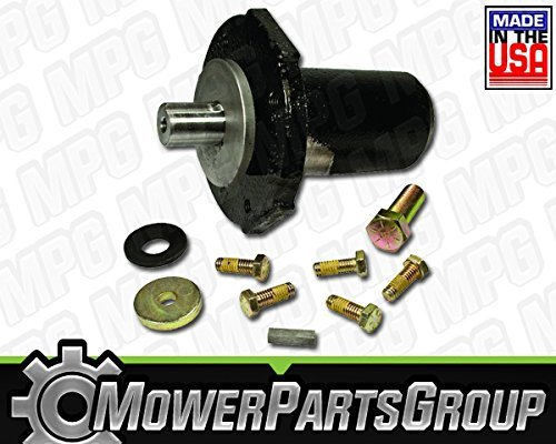 MowerPartsGroup OEM Spec Replacement Spindle Gravely Ariens 59202600 59215400 Gravely HD Series 100s 200s 400s Ariens Max Zoom Series ()