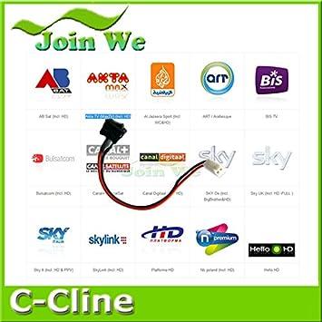 Cuenta MU CCCAM Cline para la validez de 1 año, Sky Alemania ...