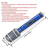 OULII Inflatable Microphones Plastic Microphone