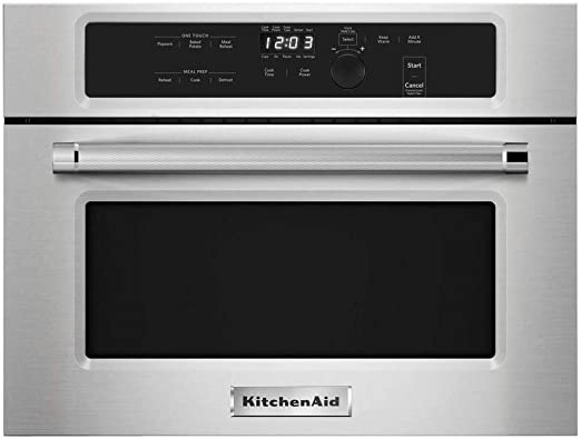 KitchenAid Microwave oven (KMBS104ESS) Stainless Steel - New, Non-Retail Packaging