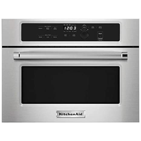 Amazon.com: KitchenAid kmbs104ess 24