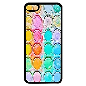 Ipod Touch 6th Generation Fashionable Watercolor Paint Phone Case Protective Back Skin Cover for Ipod Touch 6th Generation Stylish Durable Paint Shell Cover