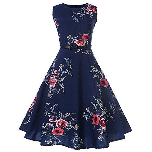 Estive Vintage Abito A Anni Styledresser Cerimonia line Elegante Da Pizzo Vestito Sera Donna Cocktail Stile pwaxaUqA
