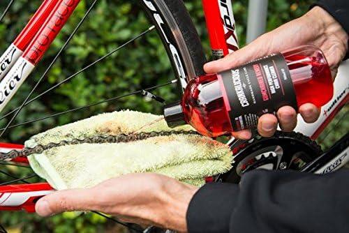 Crankalicious Ciclo atención – gumchained Remedy Alto Rendimiento ...
