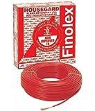 Finolex 2.5Sqmm Wire 90m coil - Red